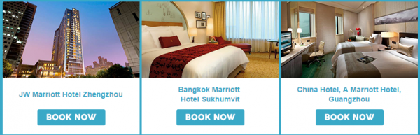 Marriott Rewards Asia Pacific East Drink Be Happy Hotels 2