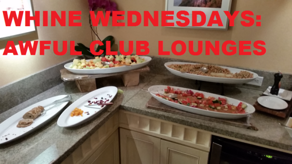 Whine Wednesdays Club Lounges