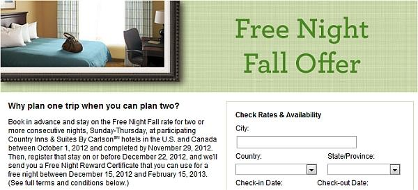 club-carlson-country-inns-suites-fallstay-offer
