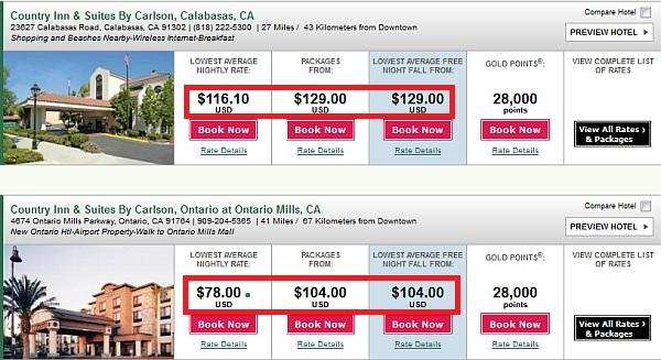 club-carlson-country-inns-suites-fallstay-rate-display