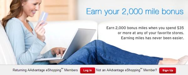 american-airlines-shopping-offer-2000-existing-accounts