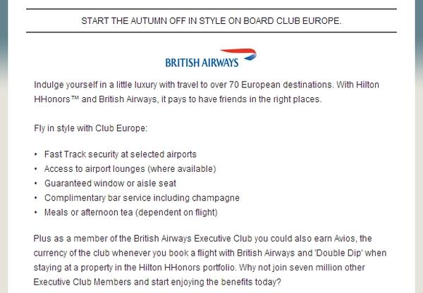 british-airways-hilton-discount-code-100-gbp-off-email-text