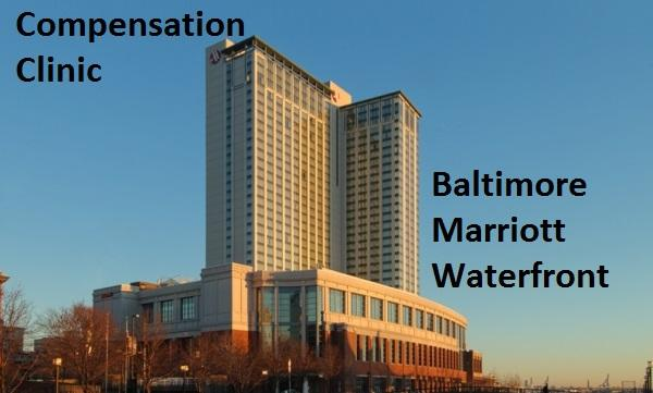 compensation-clinic-baltimore-marriott-waterfront
