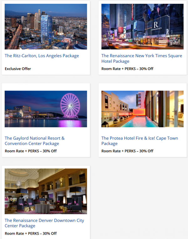 Marriott FlashPerks Week 9 Hotel Deals 2