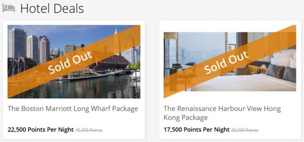 Marriott FlashPerks Week 9 Hotel Deals
