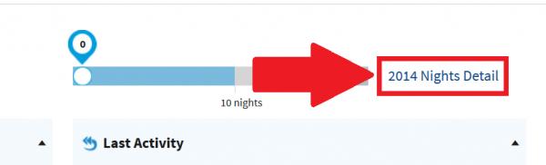 Marriott Rewards Account Status Lifetime Numbers Click