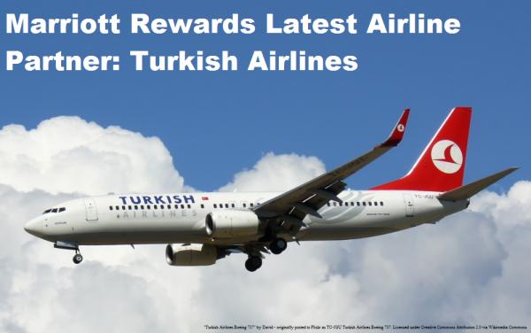Marriott Rewards Turkish Airlines