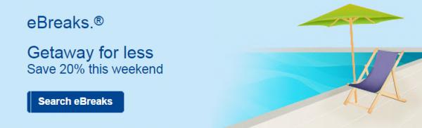 Marriott eBreaks September 11-14 2014