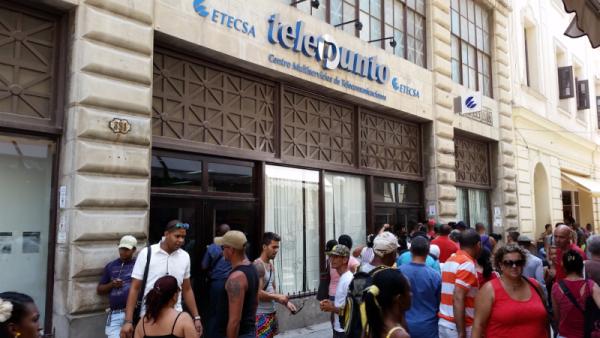 Whine Wednesdays Internet Cuba