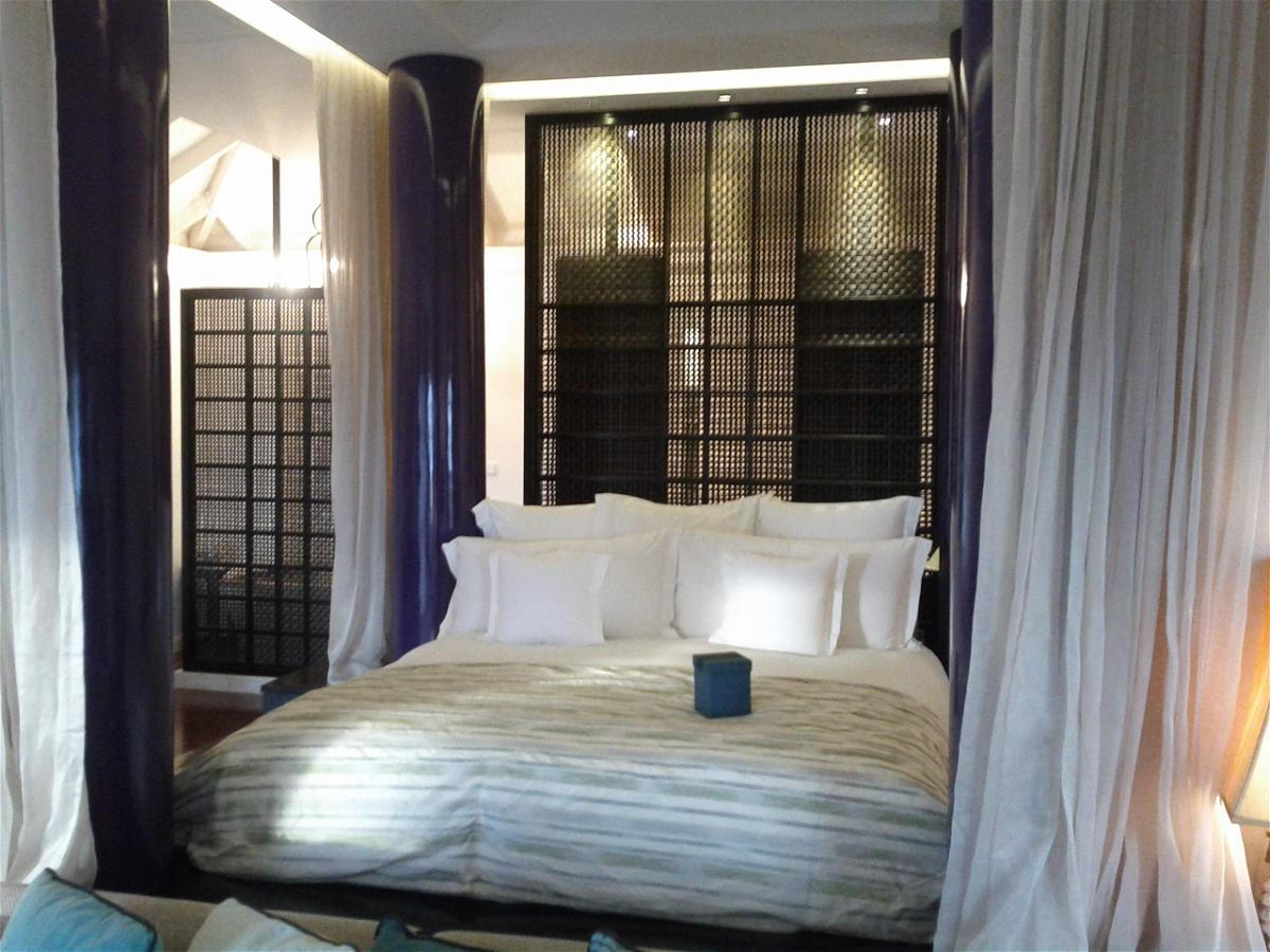 InterContinental Koh Samui Baan Taling Ngam Resort - Suite 614 Bed