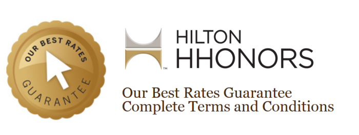 Hilton HHonors Best Rate Guarantee
