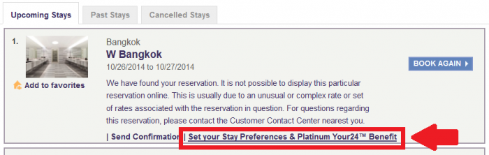 SPG Website Update Activity Upcoming Stays W Bangkok
