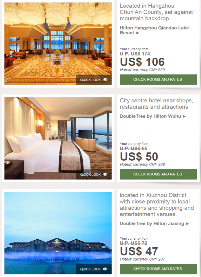 Hilton Greater China Sale Winter December 2014 11