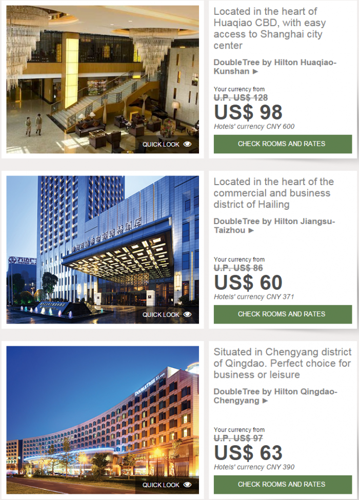 Hilton Greater China Sale Winter December 2014 12