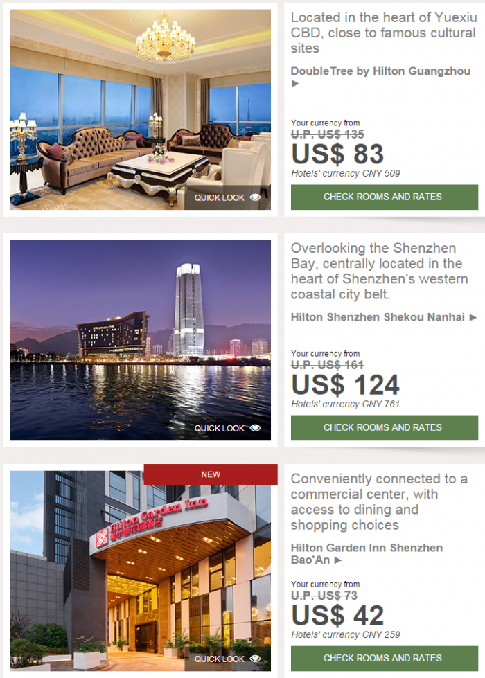 Hilton Greater China Sale Winter December 2014 9