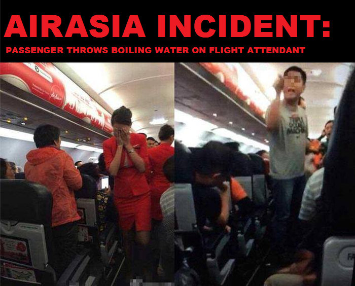 Thai Air Asia Incident U