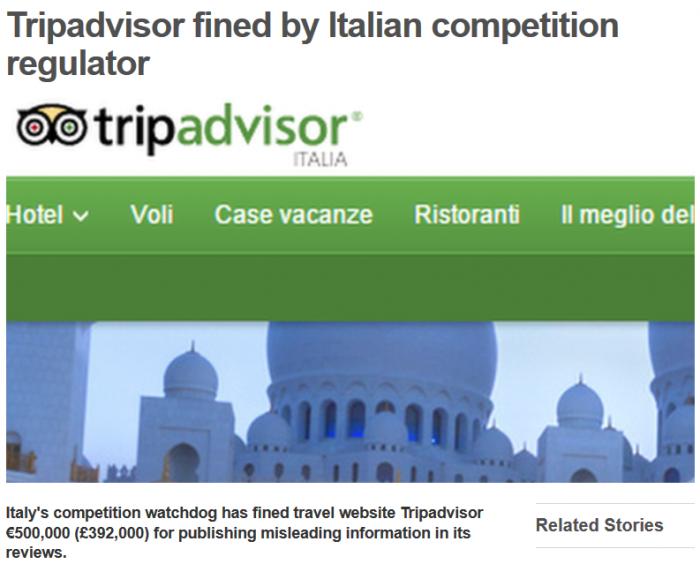 TripAdvisor Italy