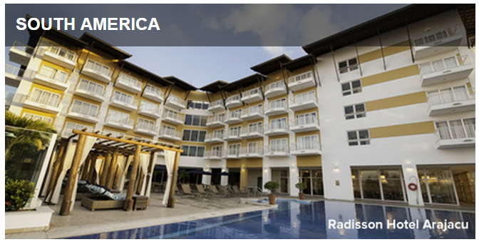 Club Carlson Mega Points 2015 South America 1