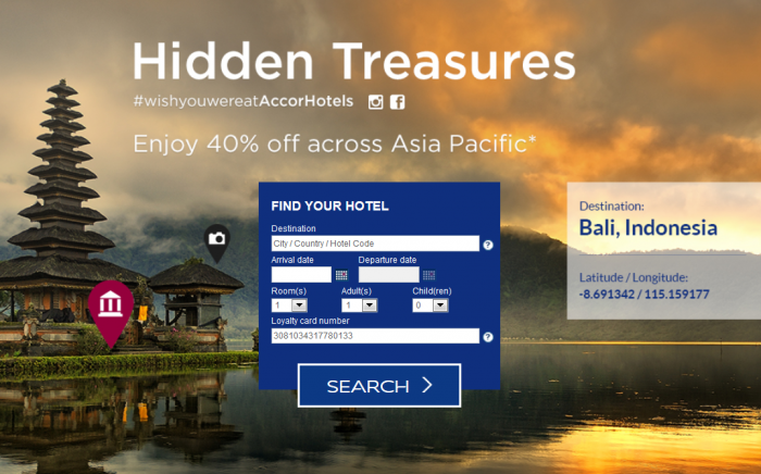Le Club Accorhotels Asia Pacific Up To 50 Percent Off Sale January February 2015