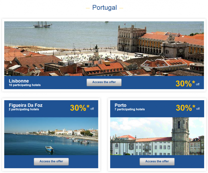 Le Club Accorhotels Weekly Private Sales 30 to 50 Percent Off January 20 2015 10