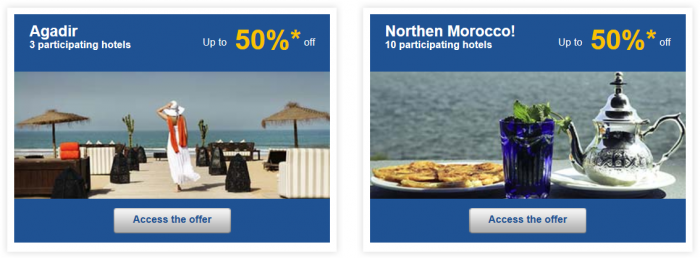 Le Club Accorhotels Weekly Private Sales 30 to 50 Percent Off January 20 2015 9