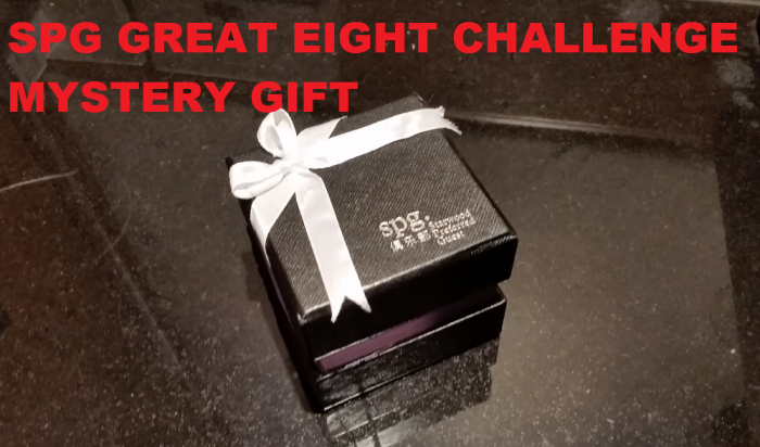 SPG Great Eight Challenge Mystery Gift