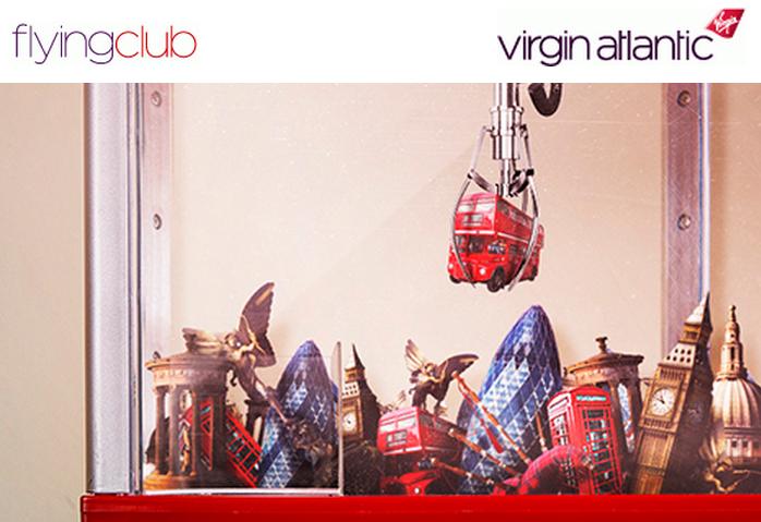 Virgin Atlantic Flying Club Economy Award Sale January 2015