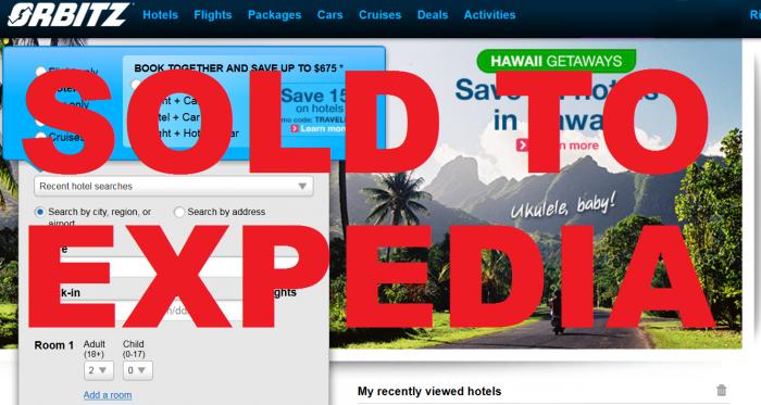 Expedia Buys Orbitz