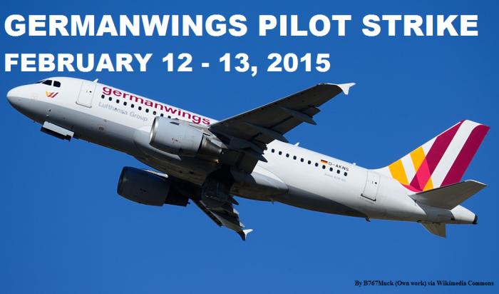 Germanwings Pilot Strike