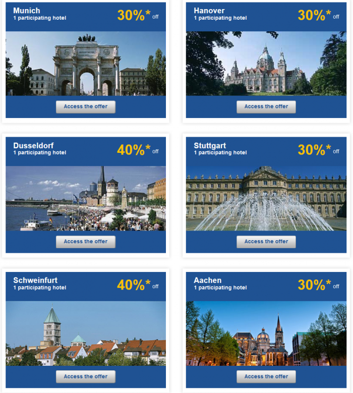Le Club Accorhotels Europe North America Private Sales February 3 2015 Germany 2