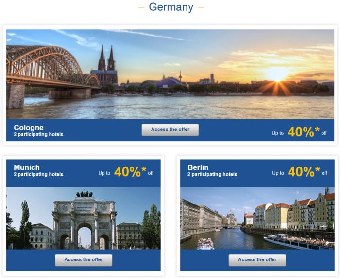 Le Club Accorhotels Private Sales February 24 Germany 1
