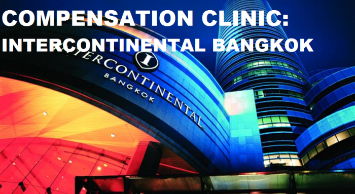 Compensation Clinic InterContinental Bangkok