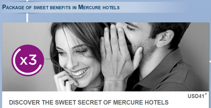Le Club Accorhotels Mercure Poland Double Points April 1 May 31 2015