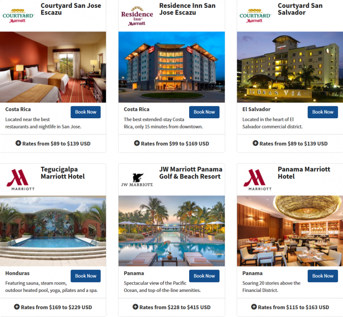 Marriott Rewards Latin America & The Caribbean Easter Offer 2015 5
