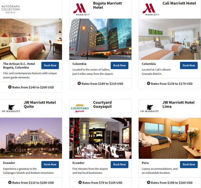 Marriott Rewards Latin America & The Caribbean Easter Offer 2015 8