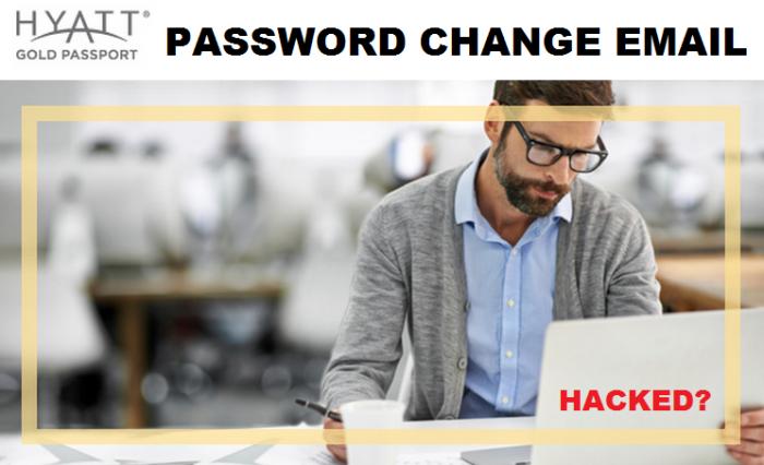 Hyatt Gold Passport Hacked