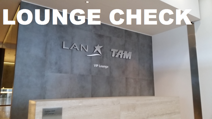 LL LAN Lounge Santiago Entrance Lounge