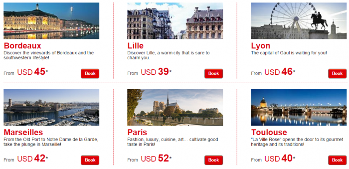 Le Club Accorhotels Private Sales April 2015 France Hotels
