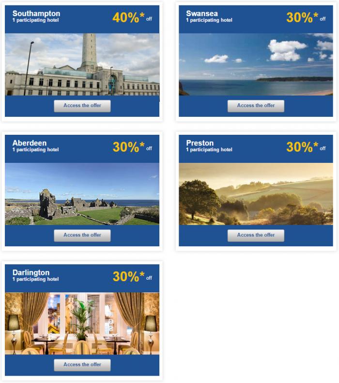 Le Club Accorhotels Weekly Sales April 1 2015 UK 2