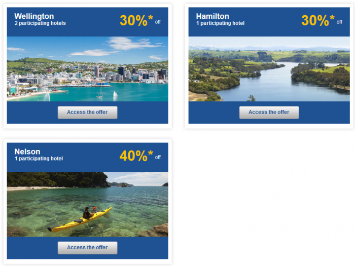 Le Club Accorhotels Asia Pacific Up To 50 Percent Off Private Sales New Zealand 2