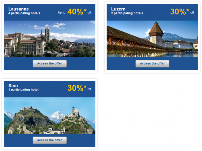 Le Club Accorhotels Private Sales May 12 - 19 2015  Switzerland 2