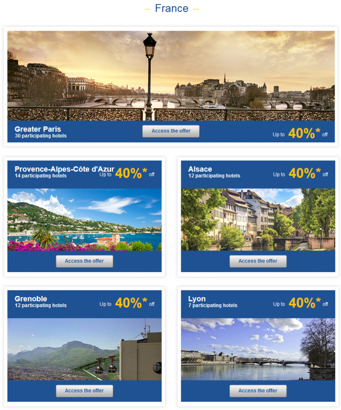 Le Club Accorhotels Private Sales May 19 - 16 2015 France 1