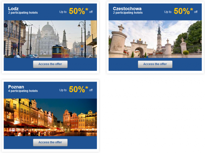 Le Club Accorhotels Private Sales May 19 - 16 2015 Poland 2