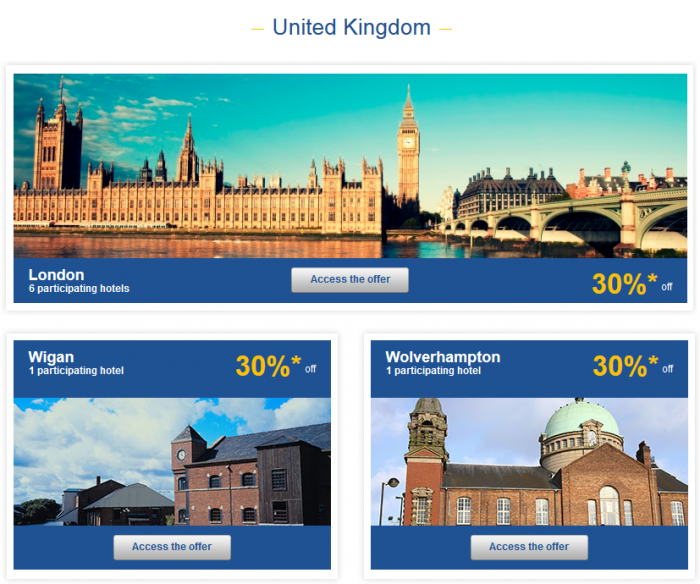 Le Club Accorhotels Private Sales May 19 - 16 2015 UK 1