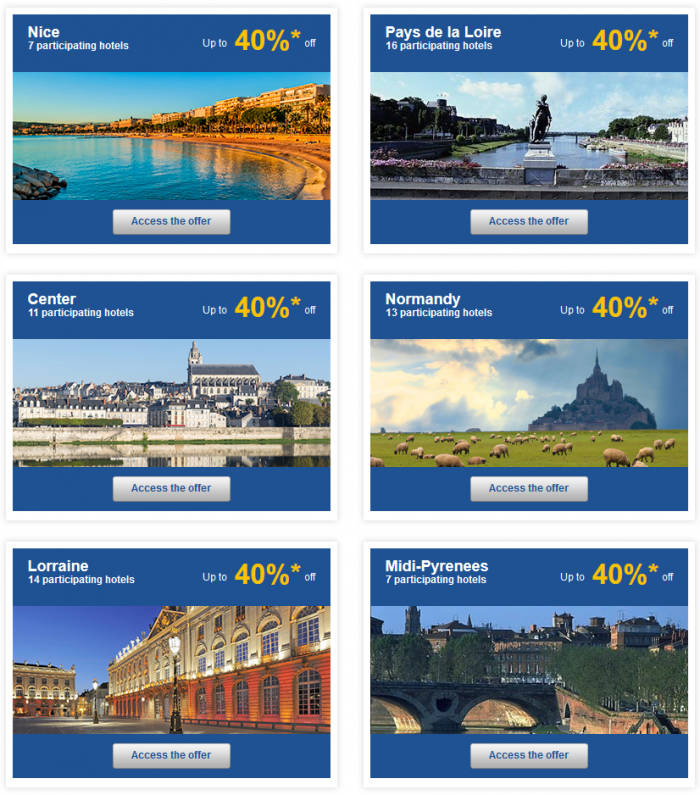 Le Club Accorhotels Private Sales May 26 - June 1 2015 France 2