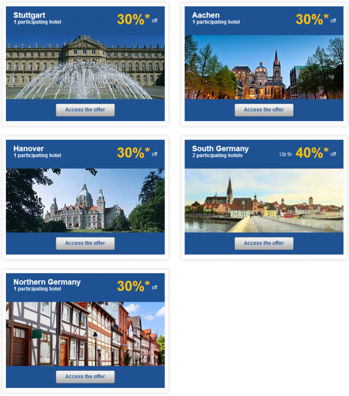 Le Club Accorhotels Private Sales May 26 - June 1 2015 Germany 2