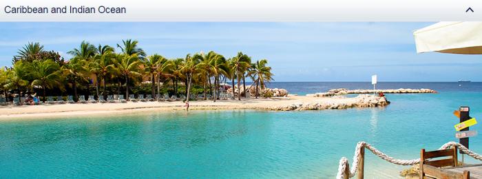 Air France-KLM Flying Blue July 2015 Promo Awards Caribbean & Indian Ocean