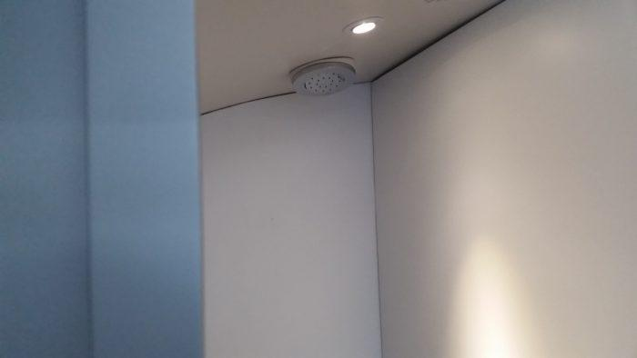 Alitalia Etihad Expo Milano 2015 Residence Shower