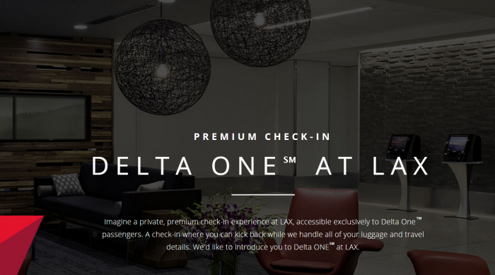 DELTA ONE LAX DL