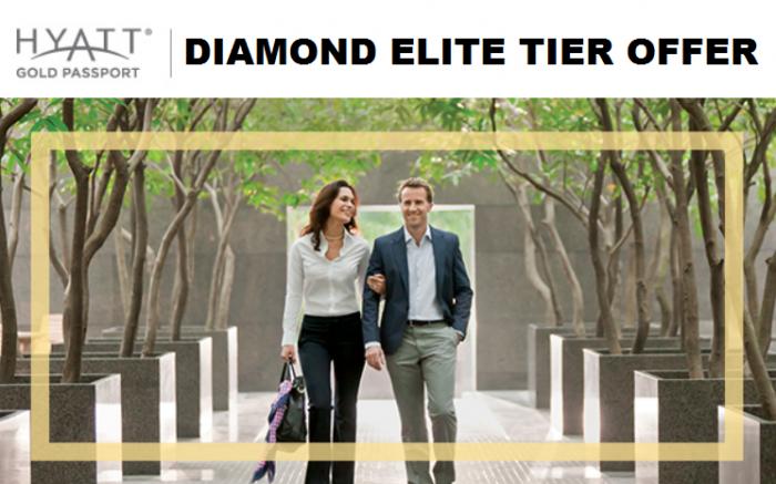 Hyatt Gold Passport Elite Tier Offer 2015